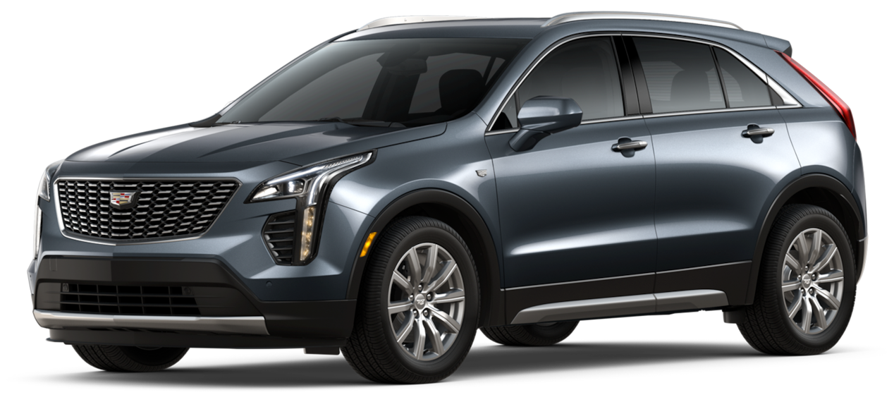 XT4 Crossover Premium Luxury Trim.