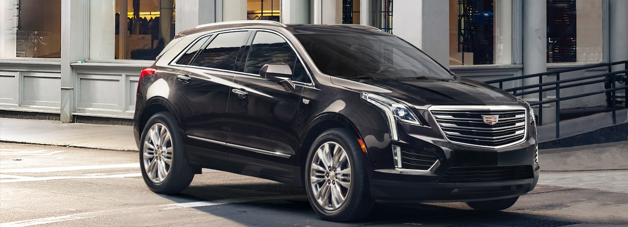 The 2019 Cadillac XT5's surprising agility and performance-enhancing technologies.