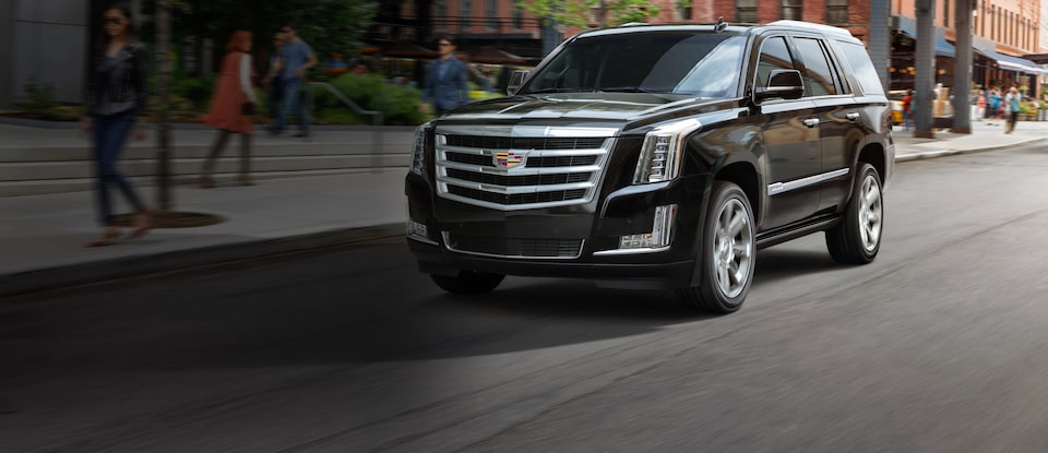 2020 Cadillac Escalade Full-Size SUV: Schedule a Test Drive.