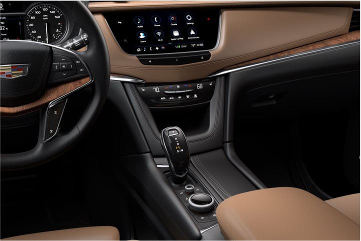 2020 XT5 Crossover User Experience Front.