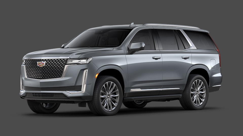 2021 Cadillac Escalade Luxury Trim.