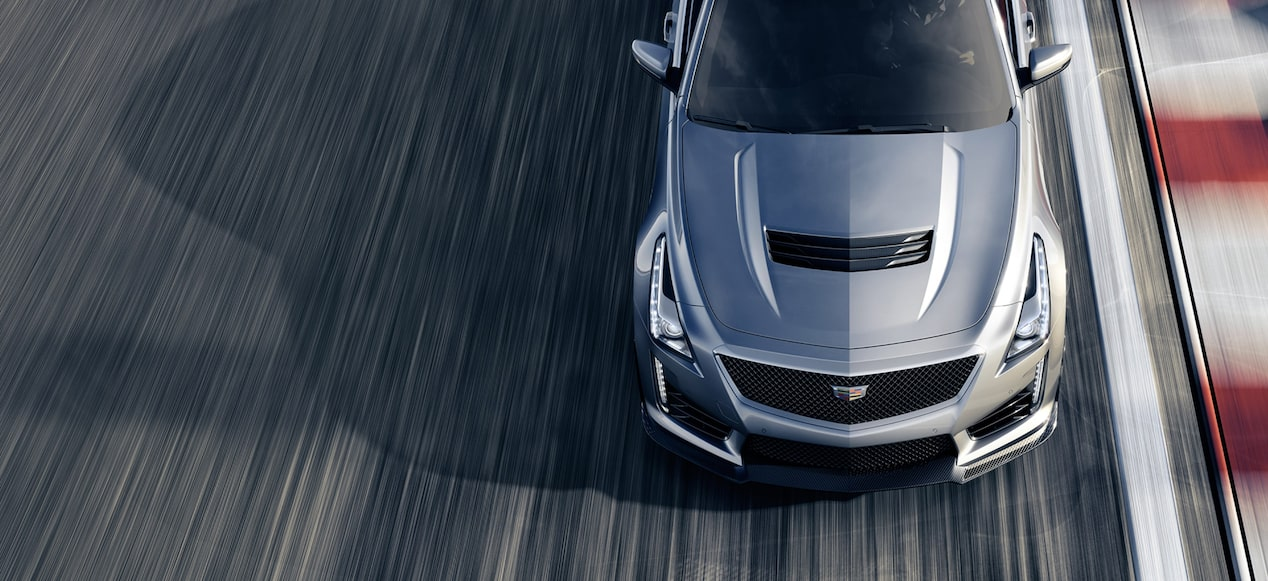 Cadillac offers exhilarating performance.