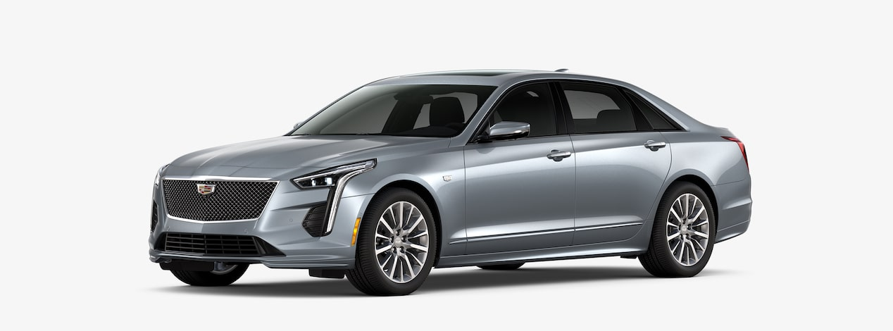 The 2019 Cadillac CT6 full-size luxury sedan.
