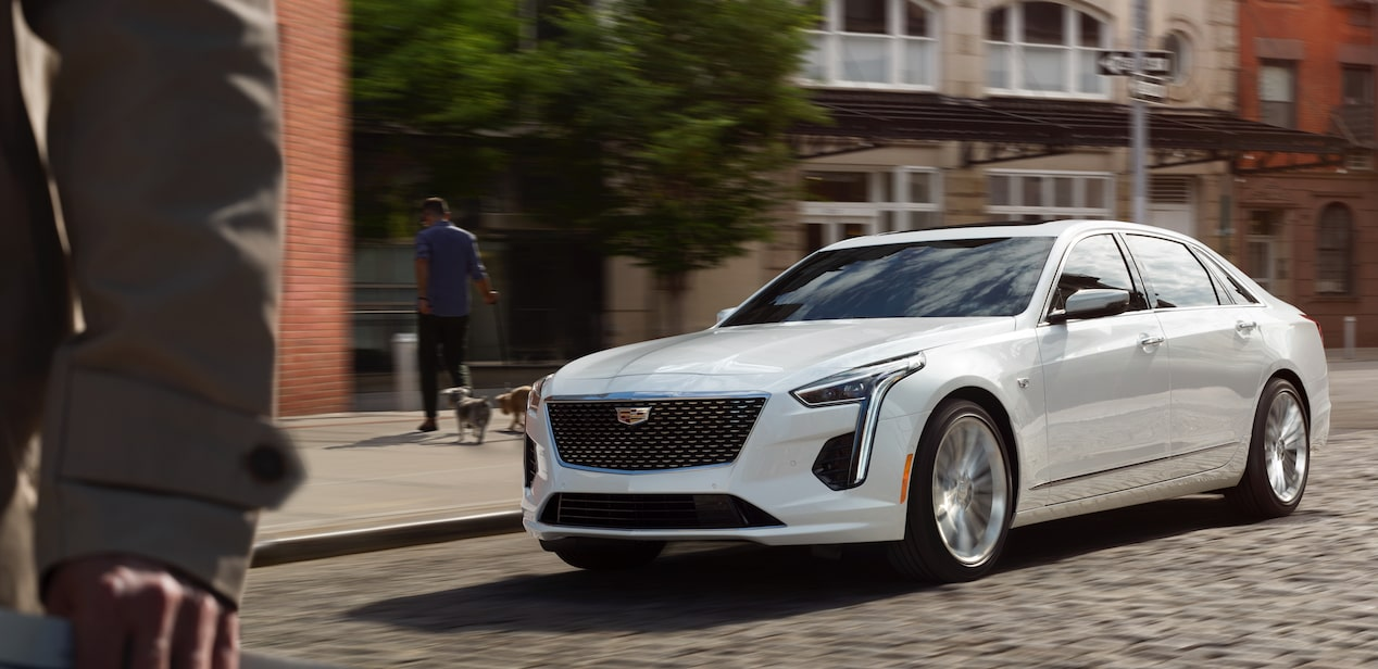 2019 Cadillac Ct6 Full Size Luxury Sedan Cadillac Canada