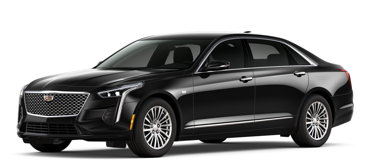 2019 Cadillac CT6 Luxury Trim.