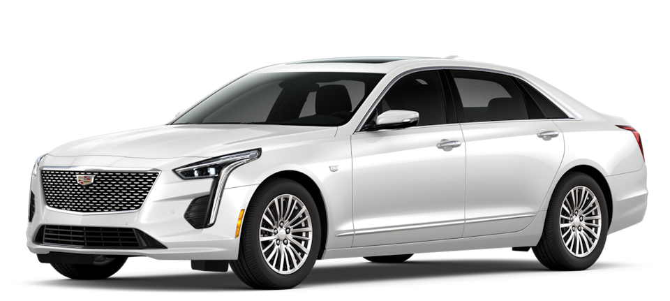 2019 Cadillac CT6 Premium Luxury Trim.
