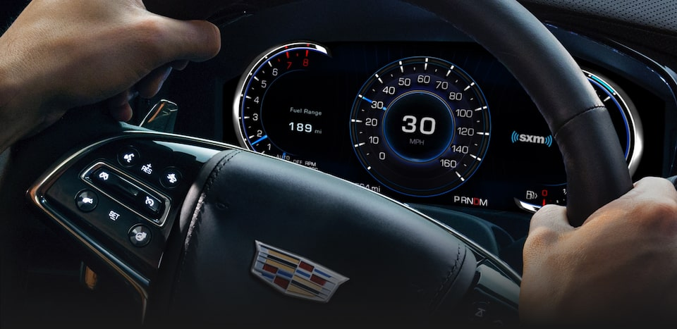 Technology in the 2019 Cadillac CTS mid-size luxury sedan.