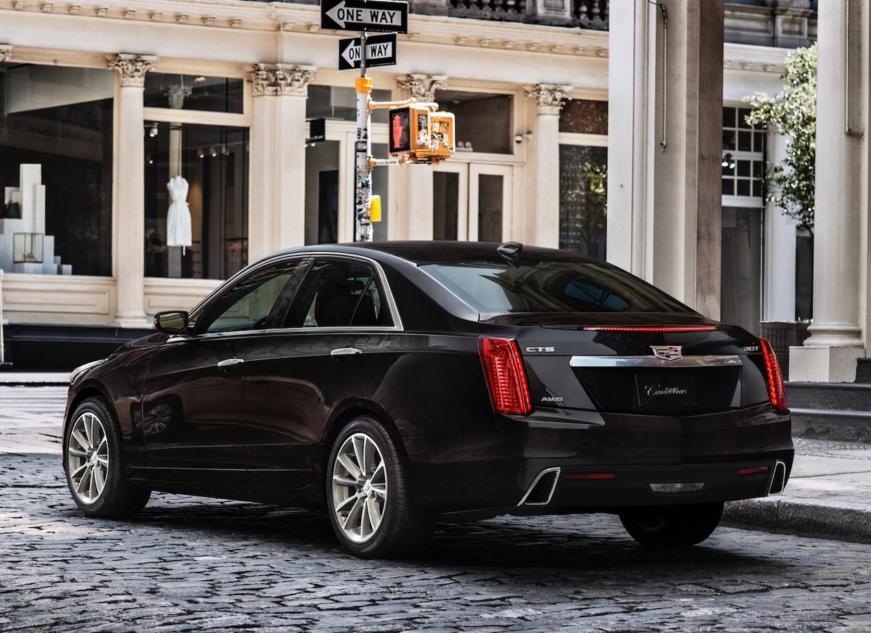 2019 Cadillac CTS   Photo Gallery   Cadillac Canada