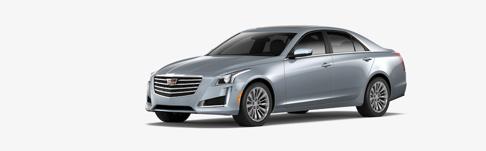 2019 Cadillac CTS Premium Luxury trim.