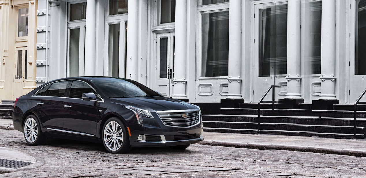 Performance of the 2019 Cadillac XTS available with Magnetic Ride Control.