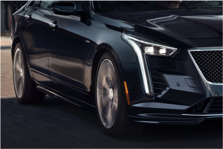 CT6-V Magnetic Ride Performance Feature.