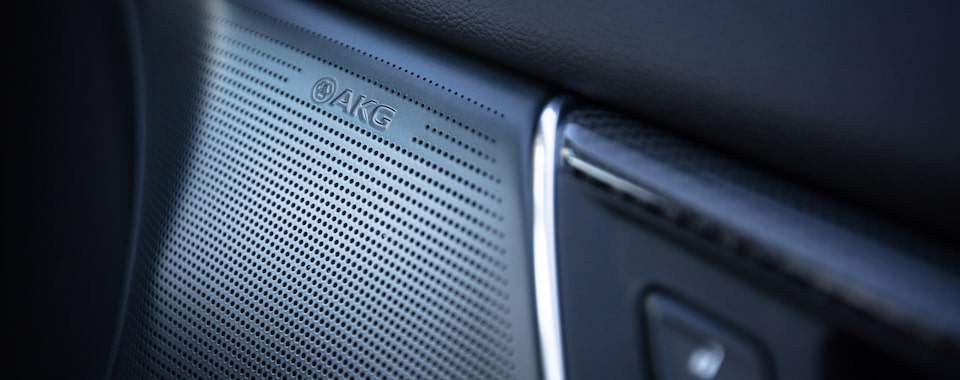 2022 Cadillac CT5-V Blackwing featuring AKG premium  audio system technology.