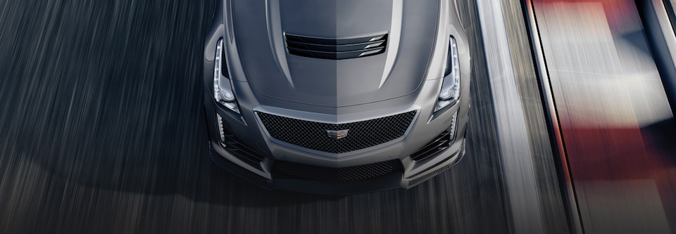 Cadillac vehicle performance features powerful engineering.
