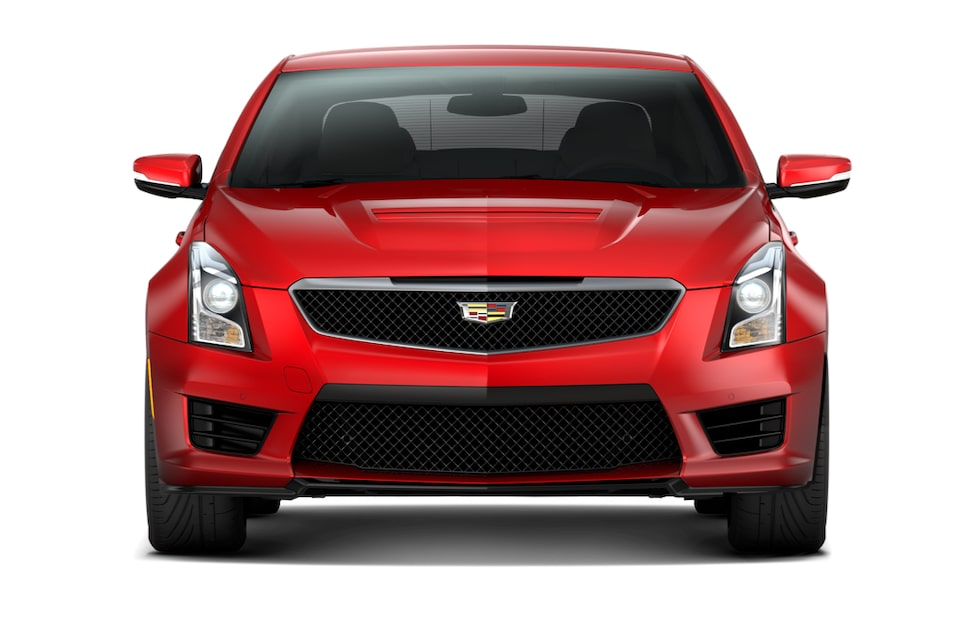 The ATS-V accelerates from 0 to 100 km/hr in 3.8 seconds.
