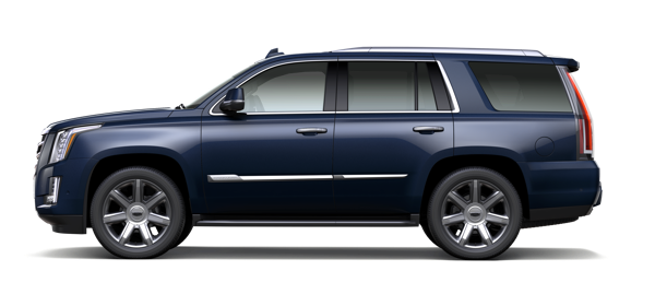 2019 Escalade SUV Premium Luxury Trim.