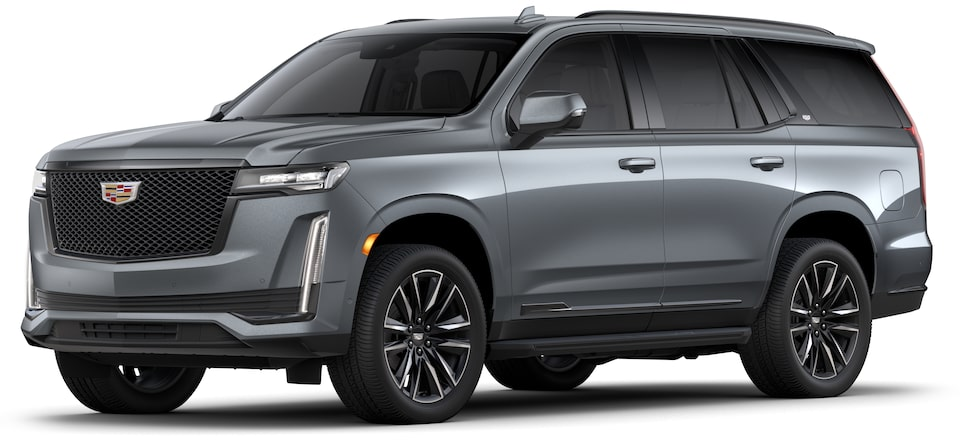 vehicles suvs escalade