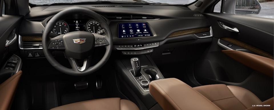 2019 Cadillac Xt4 Luxury Crossover Cadillac Canada