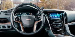 2020 Cadillac Escalade Full-Size SUV Steering Wheel.