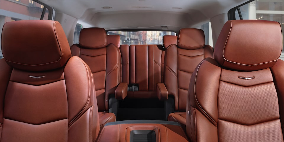 2020 Cadillac Escalade Full-Size SUV 3 Rows of Seating.
