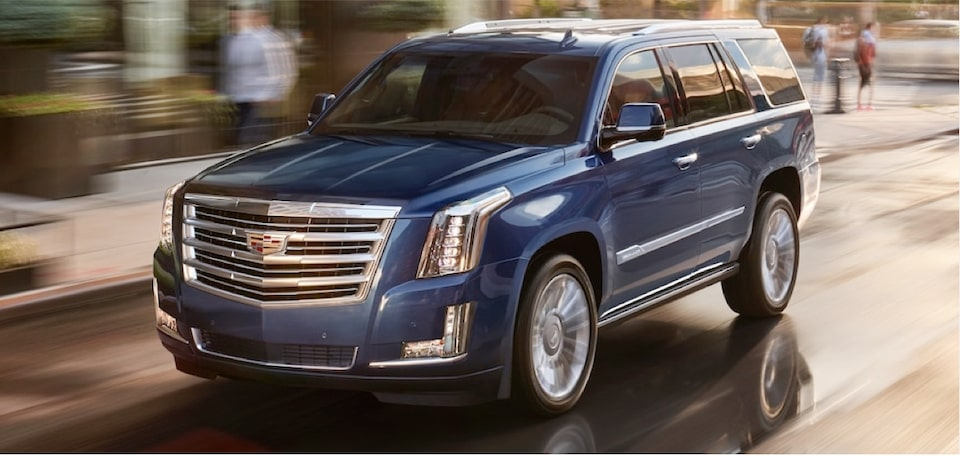 2020 Cadillac Escalade Full-Size SUV Front Grille Transmission.