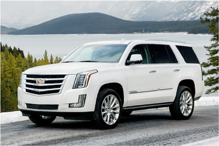 2020 Cadillac Escalade Full-Size SUV with Stabilitrak.