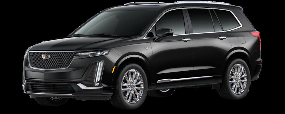 2021 Cadillac XT6   Mid-Size 7 Passenger SUV   Cadillac Canada