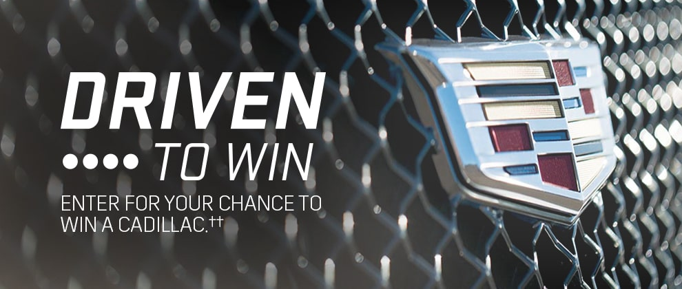 2019 Driven To Win Contest | Cadillac Canada