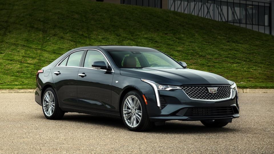 The Dynamic 2020 Cadillac CT4 Sedan | Cadillac Canada