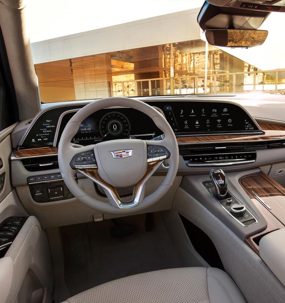 2021 Cadillac Escalade   Full-Size Luxury SUV   Cadillac ...