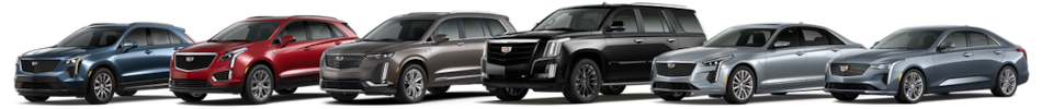 Explore the Cadillac Lineup - Pack Image