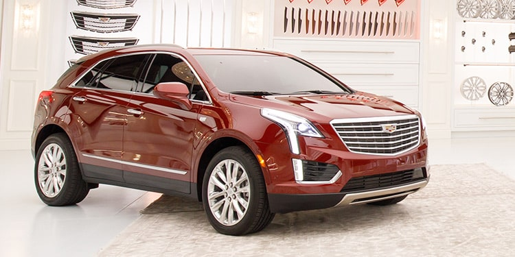Enter the Driven to Win contest for a chance to win a Cadillac vehicle of your choice.