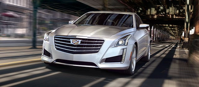 Discontinued: 2019 Cadillac CTS.