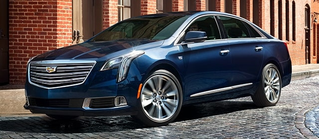 Discontinued: 2019 Cadillac XTS.