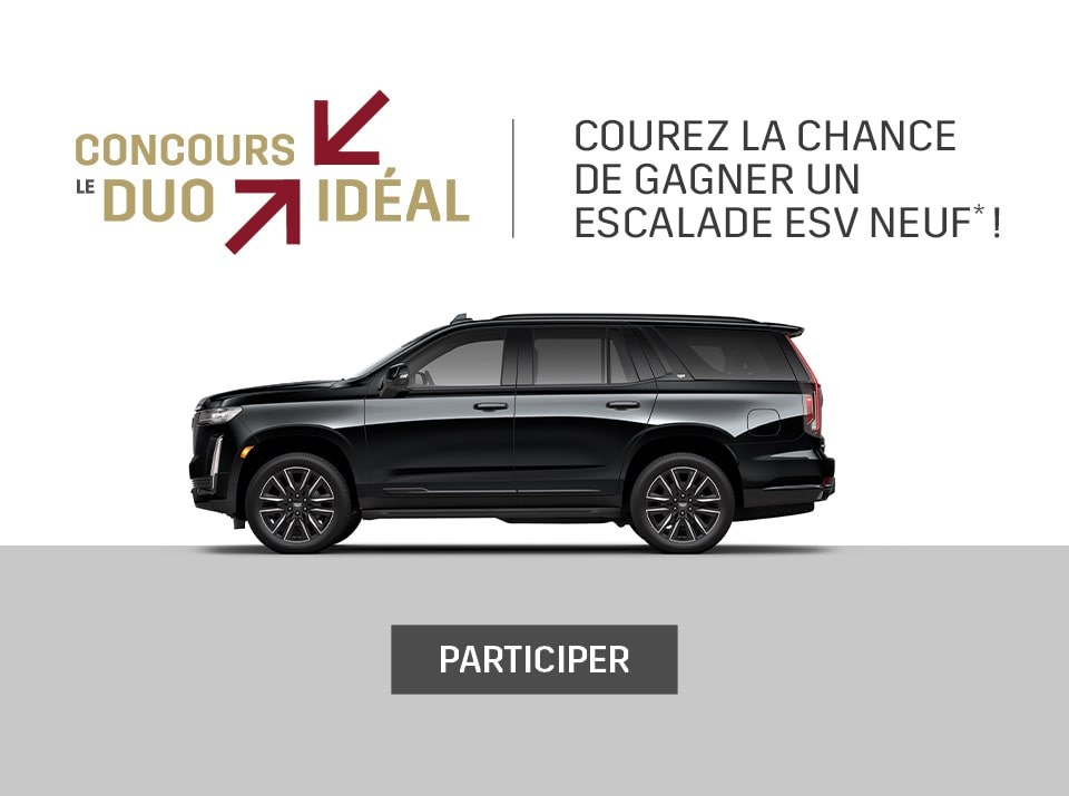 match and win escalade